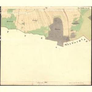 Priedhal - c6236-1-006 - Kaiserpflichtexemplar der Landkarten des stabilen Katasters