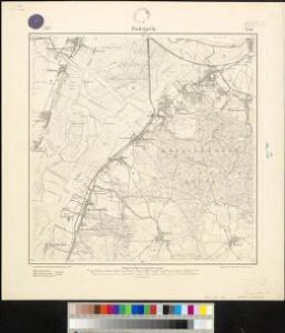 Meßtischblatt 1240 : Podejuch, 1907