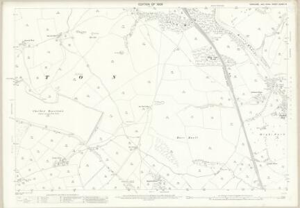 Yorkshire CLXVIII.8 (includes: Addingham; Beamsley; Draughton) - 25 Inch Map