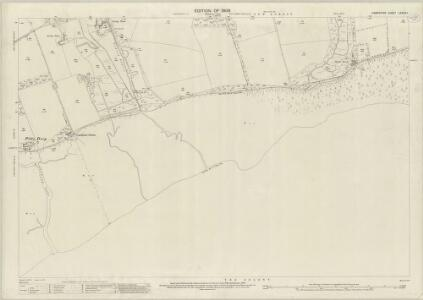 Hampshire and Isle of Wight LXXXIX.1 (includes: Beaulieu; Boldre) - 25 Inch Map