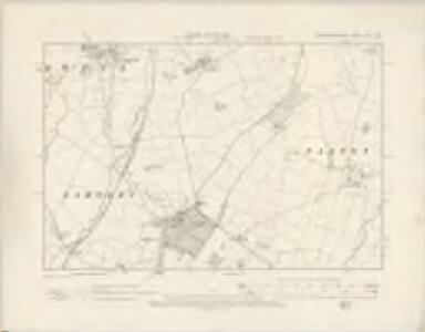 Northamptonshire XXXI.NW - OS Six-Inch Map