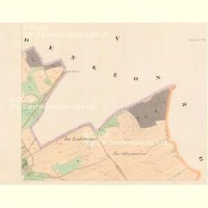 Przisnitz - c6247-1-004 - Kaiserpflichtexemplar der Landkarten des stabilen Katasters
