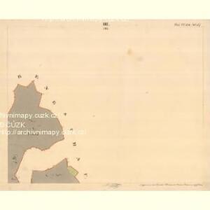 Luschnitz - c5945-2-003 - Kaiserpflichtexemplar der Landkarten des stabilen Katasters