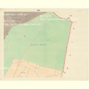Pinke (Penkow) - m0051-1-007 - Kaiserpflichtexemplar der Landkarten des stabilen Katasters