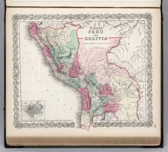 Peru and Bolivia.