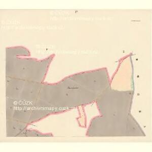 Wellana - c3079-1-004 - Kaiserpflichtexemplar der Landkarten des stabilen Katasters