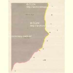 Gross Mohrau (Hruba Morawa) - m3311-1-004 - Kaiserpflichtexemplar der Landkarten des stabilen Katasters
