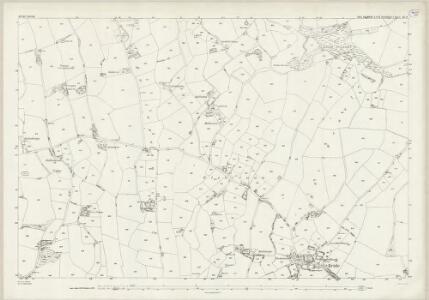 Isle of Man III.6 - 25 Inch Map