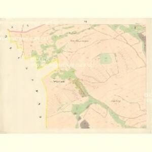 Altstadt (Stary Mesto) - m2861-1-006 - Kaiserpflichtexemplar der Landkarten des stabilen Katasters