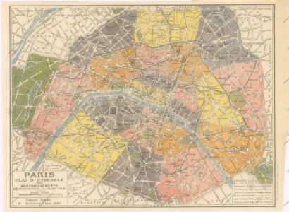 Paris ses Monuments