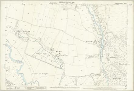 Hampshire and Isle of Wight LXXVIII.14 (includes: Bournemouth; Hurn; Sopley) - 25 Inch Map
