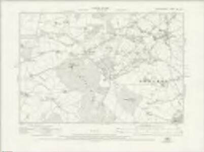 Staffordshire XXII.SE - OS Six-Inch Map