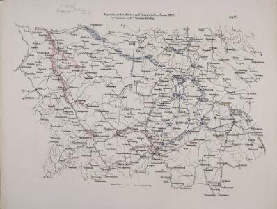 Operationen der Alliirten und Französischen Armee 1759
