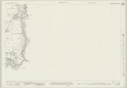 Devon CX.4 (includes: East Dawlish) - 25 Inch Map