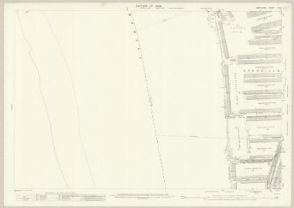 Lancashire CVI.5 (includes: Liverpool; Wallasey) - 25 Inch Map