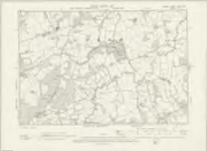 Surrey XXXIV.SW - OS Six-Inch Map