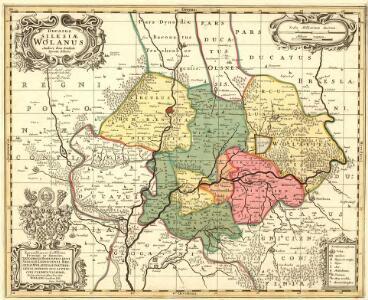 Ducatus Silesiae Wolanus