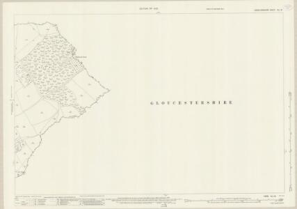Herefordshire XLI.15 (includes: Dymock; Kempley; Much Marcle) - 25 Inch Map