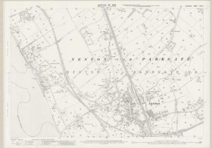 Cheshire XXII.14 (includes: Neston cum Parkgate) - 25 Inch Map