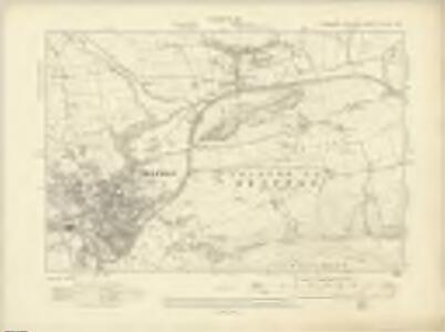 Yorkshire CLXVIII.NW - OS Six-Inch Map