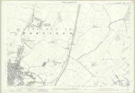 Gloucestershire LXXII.5 (includes: Bristol; Winterbourne) - 25 Inch Map