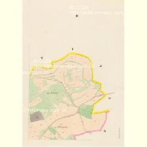 Budietitz - c0633-1-002 - Kaiserpflichtexemplar der Landkarten des stabilen Katasters