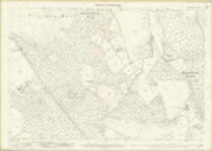 Nairnshire, Sheet  005.14 - 25 Inch Map
