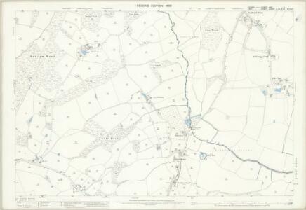 Sussex XXXI.5 (includes: Bodiam; Sandhurst) - 25 Inch Map