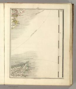 Sheet 27.  (Cary's England, Wales, and Scotland).