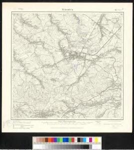 Meßtischblatt 95.(3005a) : Hohenstein, 1920