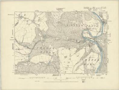 Gloucestershire XXXVIII.NW - OS Six-Inch Map