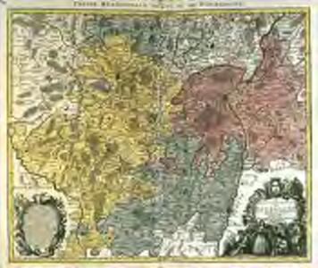 Partie meridionale du duché de Bourgogne