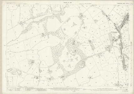 Cumberland LXVII.8 (includes: Arlecdon and Frizington) - 25 Inch Map