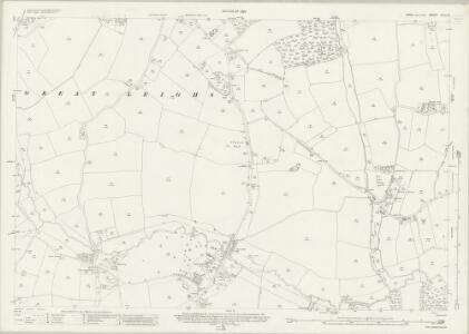 Essex (New Series 1913-) n XLIV.8 (includes: Fairstead; Great and Little Leighs) - 25 Inch Map
