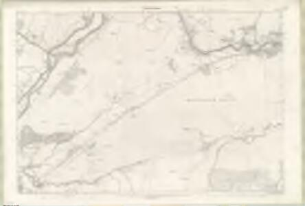 Inverness-shire - Mainland Sheet CXL - OS 6 Inch map