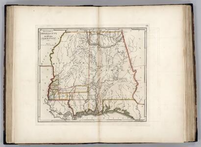 Mississippi, and Alabama Territory