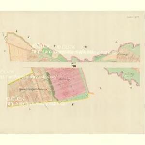 Gross Blatnitz - m0108-1-008 - Kaiserpflichtexemplar der Landkarten des stabilen Katasters