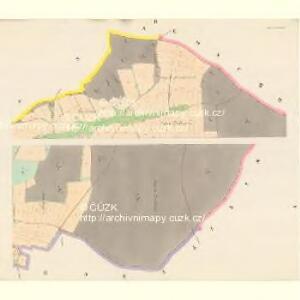 Augezd - c8228-1-002 - Kaiserpflichtexemplar der Landkarten des stabilen Katasters