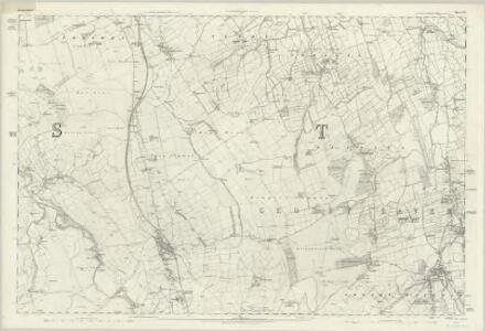 Westmorland XIV - OS Six-Inch Map