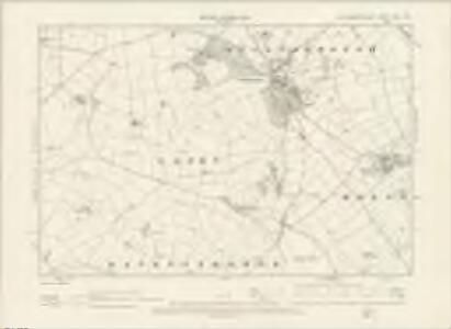 Northamptonshire XXX.SW - OS Six-Inch Map