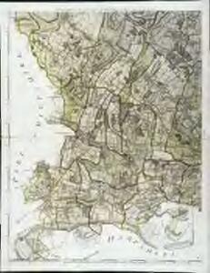 The fifth sheet of an actual survey of the countys of Berks Oxford and Bucks