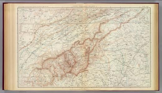 Gen. map VII.