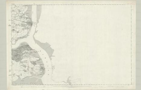 Cornwall XLVI - OS Six-Inch Map