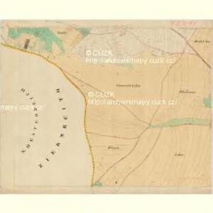 Ranzern - m2556-1-001 - Kaiserpflichtexemplar der Landkarten des stabilen Katasters
