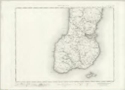 Campbelton - OS One-Inch map