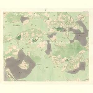 Solanetz (Solanetz) - m2815-1-005 - Kaiserpflichtexemplar der Landkarten des stabilen Katasters