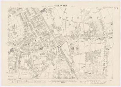 London XIII.18 - OS London Town Plan