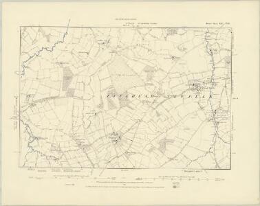Dorset XII.NE - OS Six-Inch Map