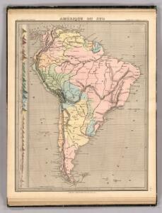 Amerique du Sud.