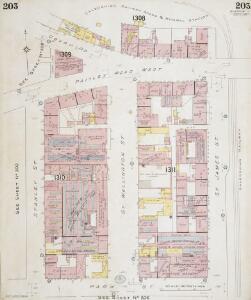 Insurance Plan of Glasgow Vol. V: sheet 203